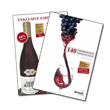 ebrosia Wein-Katalog 2013