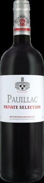 Schröder & Schÿler Pauillac Private Selection AOC Origine Grand Vin