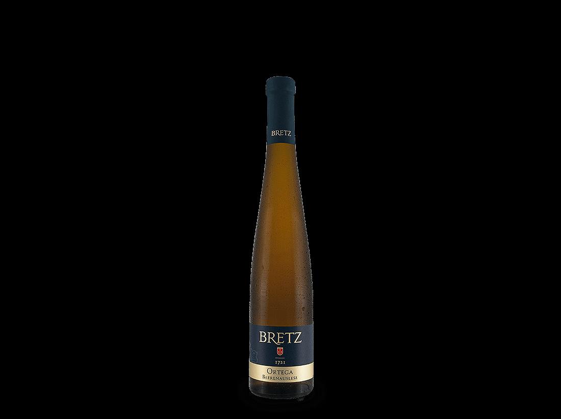 Weißwein Ernst Bretz Ortega Beerenauslese süß 0,375l Rheinhessen 42,40? pro l