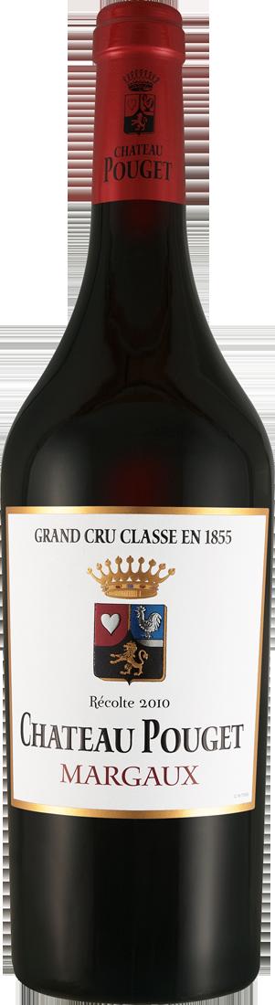 Rotwein Château Pouget Margaux AOC Bordeaux 72,00? pro l