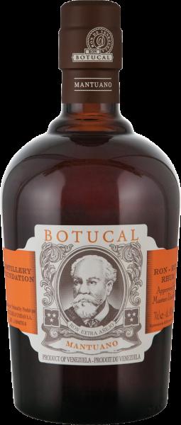 Botucal Mantuano Premium-Rum 40% vol.