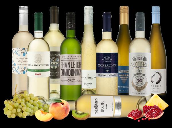 Probierpaket Weißweine aus aller Welt