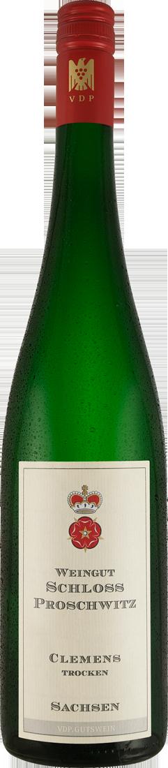 Weißwein Schloß Proschwitz Weißweincuvée Clemens VDP.Gutswein Sachsen 12,67€ pro l