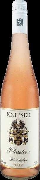 Knipser 'Clarette' Rosé trocken