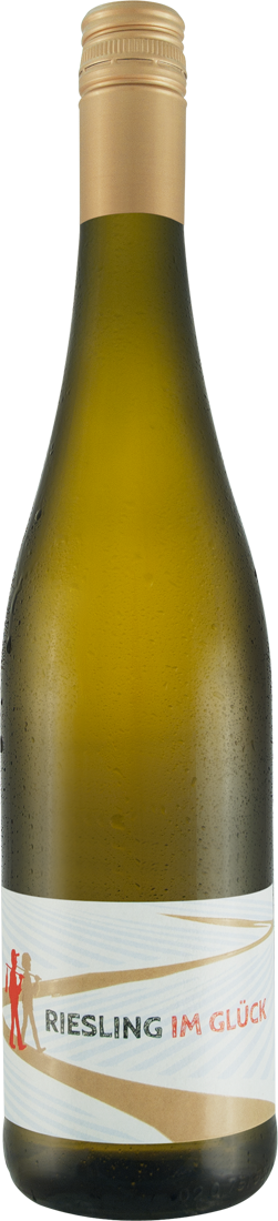 Weißwein Riesling Im Glück QbA Rheinhessen 7,87? pro l