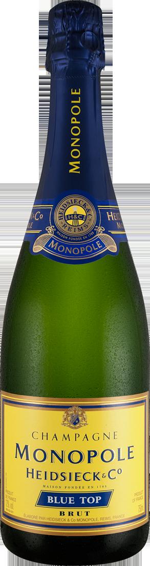 Weißwein Heidsieck Champagner Blue Top Champagne 32,25? pro l