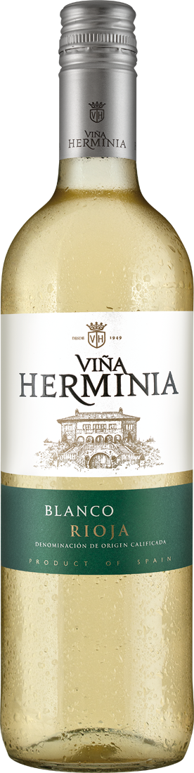 Weißwein Viña Herminia Rioja Blanco Rioja 9,32€...