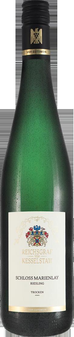 Weißwein Reichsgraf von Kesselstatt Riesling Schloss Marienlay VDP.Gutswein Mosel 11,47€ pro l