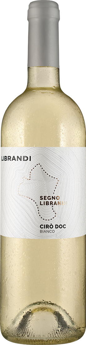 Weißwein Librandi Ciró Bianco Kalabrien Kalabrien 7,99? pro l