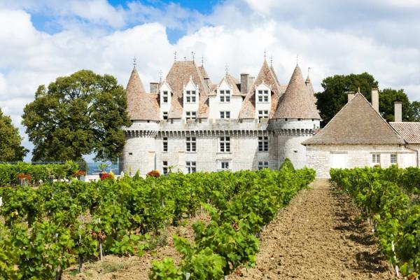 chateau-frankreich