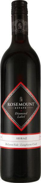 Rosemount Shiraz Diamond Label