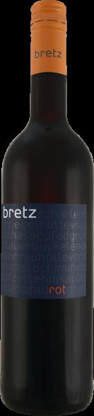 Ernst Bretz rot trocken QbA