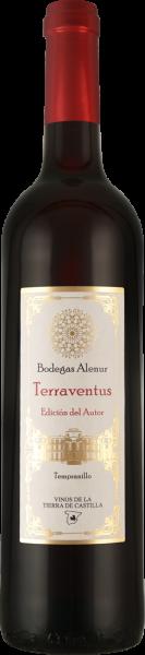 Bodegas Alenur Tempranillo Terraventus Edición del Autor VdT