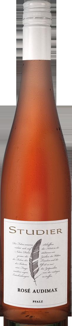 Roséwein Studier Rosé Audimax feinherb Pfalz 9,20€ pro l