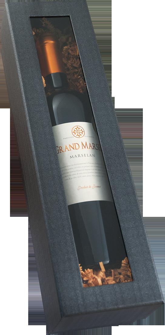 Rotwein Präsent Der Große Marselan Languedoc 19,87? pro l