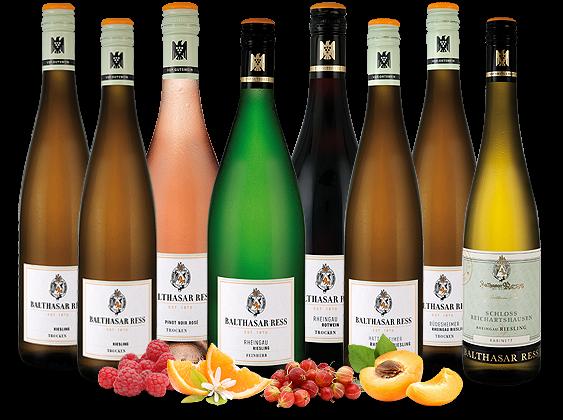 Kennenlernpaket Weingut Balthasar Ress aus dem Rheingau