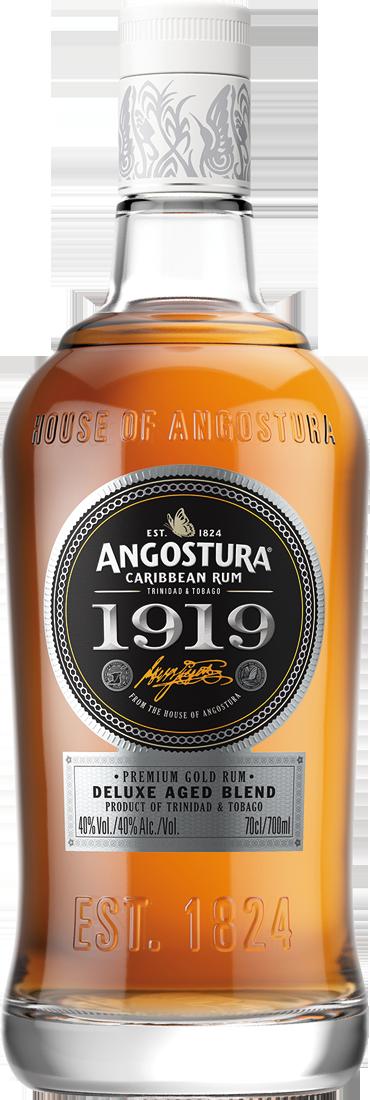 Angostura 1919 Premium Rum in Geschenkpackung 40% vol.49,86€ pro l