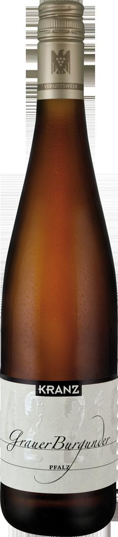Weißwein Kranz Grauer Burgunder VDP.Gutswein Pfalz 9,20€ pro l