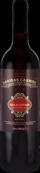 Bodegas Crápula & Ianena Monastrell Barinas Carmine Gold Edition Jumilla DOP