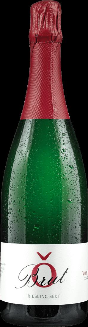 Weißwein Von Othegraven Saar-Riesling Sekt Brut Mosel 19,87? pro l