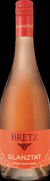 Ernst Bretz Pinot Noir Rosé Glanztat feinherb