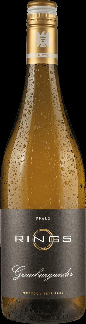 Weißwein Rings Grauburgunder VDP.Gutswein Pfalz 11,87€ pro l