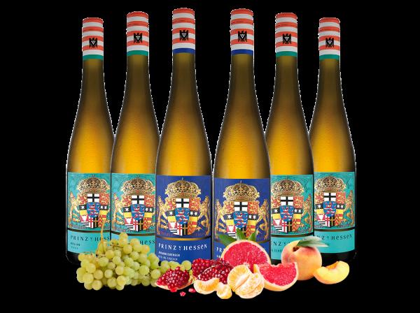Rheingau-Rieslinge zum Kennenlernen vom Weingut Prinz von Hessen