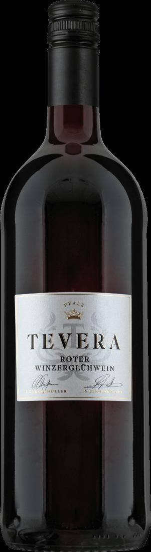 Rotwein Lergenmüller Roter Winzerglühwein Minerva 1,0l Pfalz 5,99€ pro l