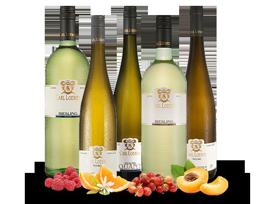 Kennenlernpaket Weingut Carl Loewen von der Mosel9,39€ pro l jetztbilligerkaufen