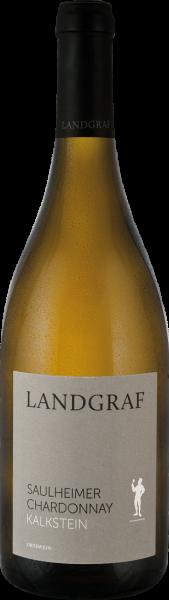 Landgraf Saulheimer Chardonnay Kalkstein QbA