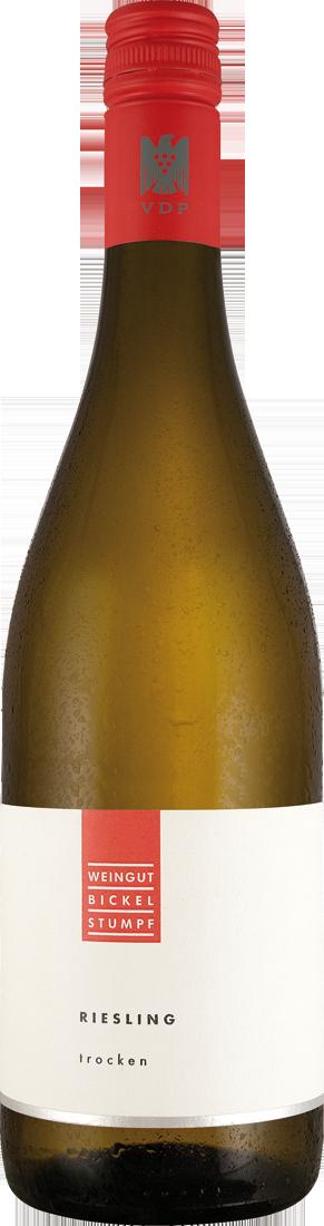 Weißwein Bickel-Stumpf Riesling VDP Gutswein Franken 12,92? pro l
