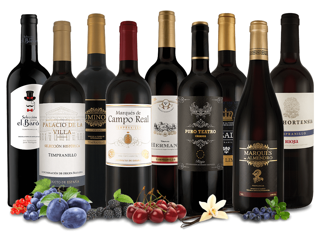 Image of Best of Tempranillo Entdeckerpaket