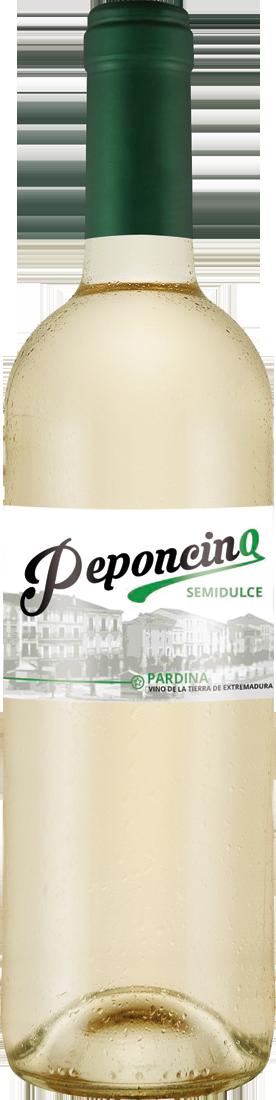 Weißwein Viñaoliva Pardina Peponcino semidulce Extremadura 6,65? pro l