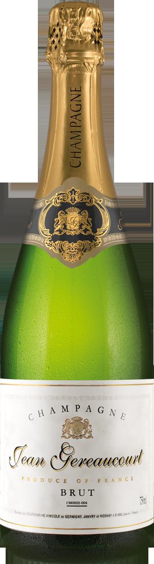 Weißwein Maison des Vignerons de Germigny Champagner Jean Gereaucourt Blanc de Noirs Brut AOC Champagne 39,87? pro l