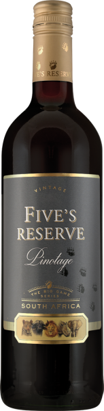 Van Loveren Five's Reserve Pinotage