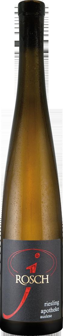 Weißwein Josef Rosch Trittenheimer Apotheke Riesling Auslese fruchtsüß 0,5l Mosel 28,00€ pro l - broschei