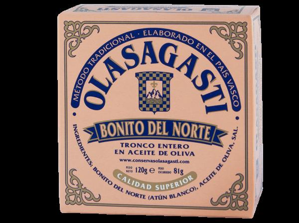 Olasagasti Thunfisch (Bonito) in Olivenöl 120g/81g
