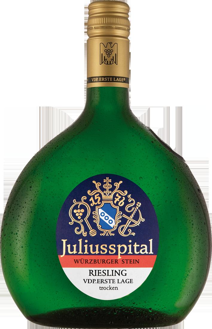 Weißwein Juliusspital Riesling Würzburger Stein VDP.Erste Lage Franken 17,99? pro l