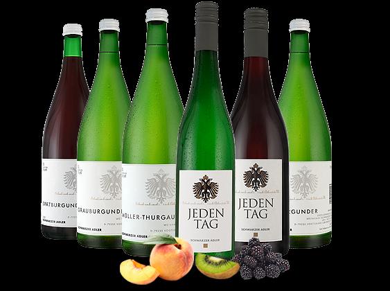 Kennenlernpaket Weingenuss für alle Tage Weingut Franz Keller aus Baden