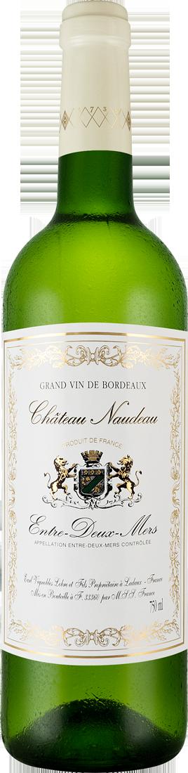 Weißwein Schröder & Schÿler Château Naudeau Blanc Entre-deux-Mers AOC Bordeaux 7,99€ pro l