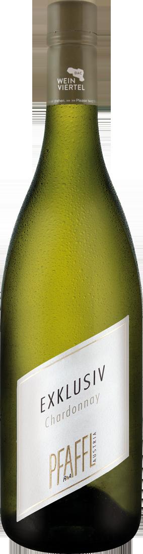 Weißwein Pfaffl Chardonnay Exklusiv Niederösterreich 17,32? pro l