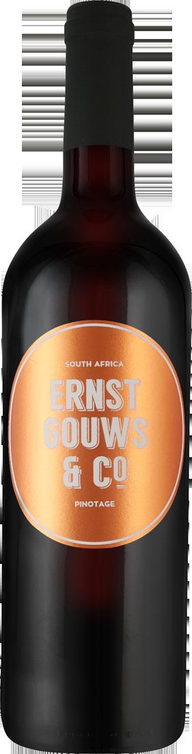 Ernst Gouws Rotwein & Co. Pinotage Stellenbosch 11,99€ pro l