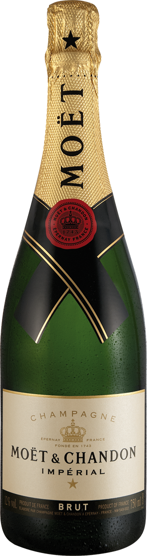 Weißwein Moët & Chandon Champagner Impérial Champagne 47,87? pro l