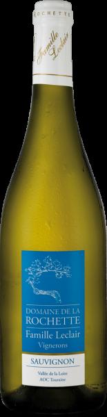 Domaine de la Rochette Sauvignon Blanc Touraine Blanc AOC