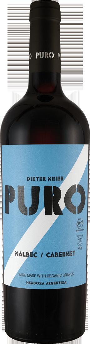 Rotwein Dieter Meier Puro Malbec Cabernet Mendoza 15,59€ pro l jetztbilligerkaufen