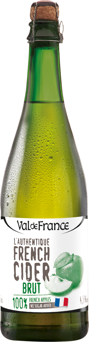 Les Celliers Associés LAuthentique French Cider Brut Bretagne 5,99€ pro l