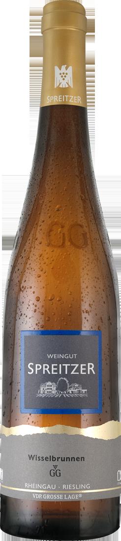Weißwein Weingut Spreitzer Riesling Hattenheimer Wisselbrunnen Großes Gewächs VDP.Große Lage Rheingau 33,33€ pro l