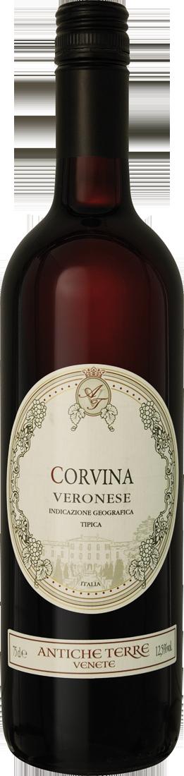 Rotwein Antiche Terre Corvina Veronese IGT Venetien 7,99€ pro l
