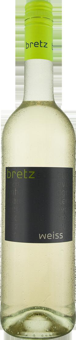 Weißwein Ernst Bretz Weiss trocken QbA Rheinhessen 9,85? pro l