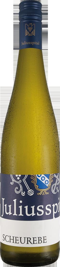 Weißwein Juliusspital Scheurebe VDP Gutswein halbtrocken Franken 9,99€ pro l